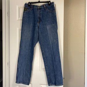 Cinch men's denim jeans. 35x32